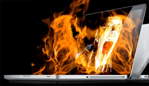 Core i7 MacBook Pro Could Make Water Boil