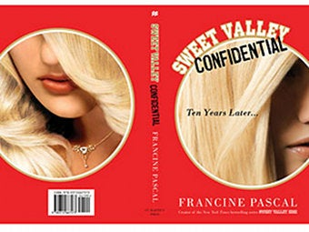 First Look: The Cover Of Sweet Valley's Grown-Up Sequel