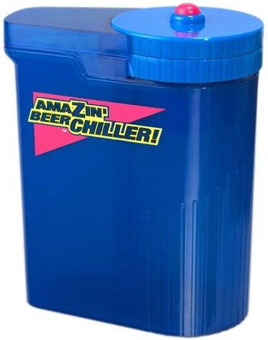 Amazin' Beer Chiller: Cool Brew in Two, Whoop-De-Doo