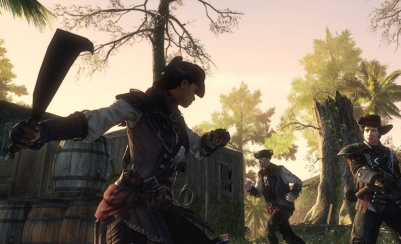 A Revamped Assassin's Creed: Liberation Is Coming To Consoles
