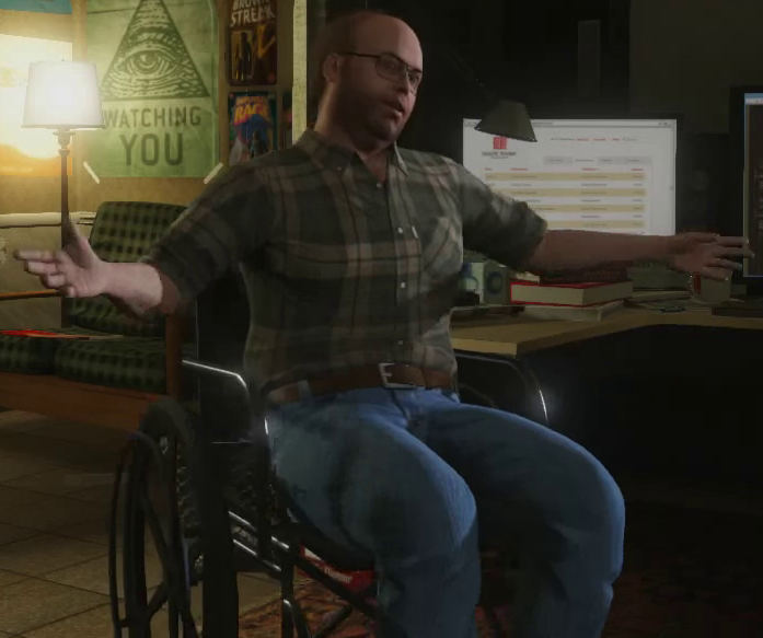 A Look at Characters with Disabilities in Video Games