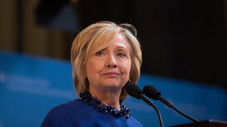 Hillary Clinton Vows to Address Problems She & Her Husband Helped Cause