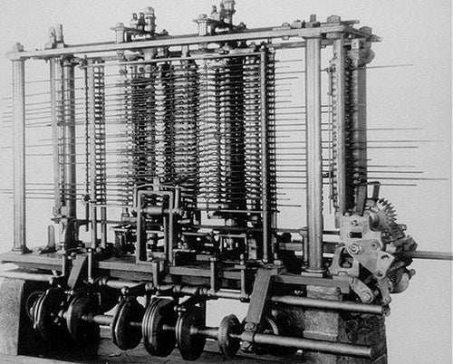 Charles Babbage's Failed Computer from 1837 Will Be Built