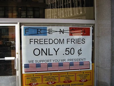 If Only Freedom Food Could Save Us Now