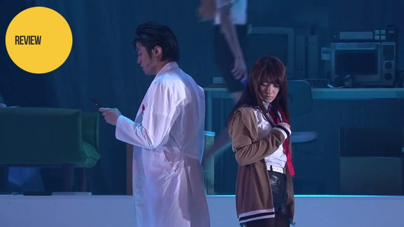 Steins;Gate Gets a Live-Action Play and It's Terrific