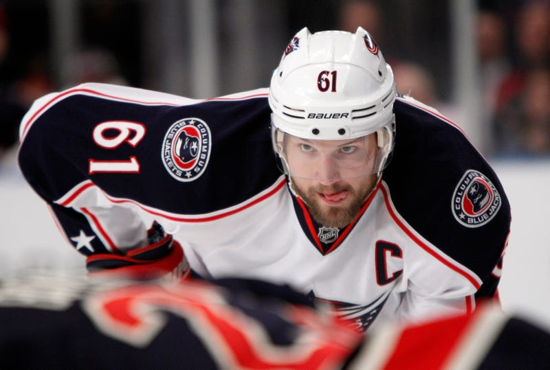 Rick Nash Is A Ranger, But Columbus Fans Shouldn't Kill Themselves Over It