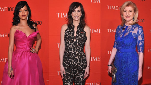 Time's 100 Most Influential People Aren't So Inspiring in the Fashion Department