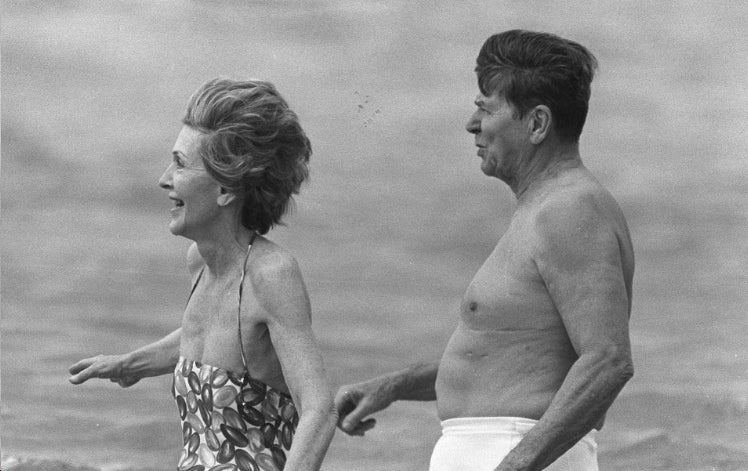 Ronald Reagan's Ghost Is 101 and the American Experiment Is Dying