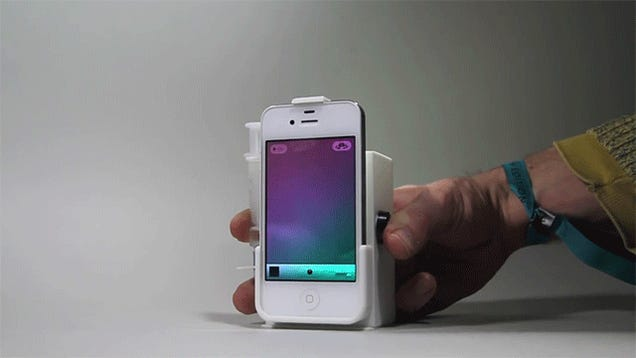 Use Your iPhone To Send Smoke Signals Even When There's No Service