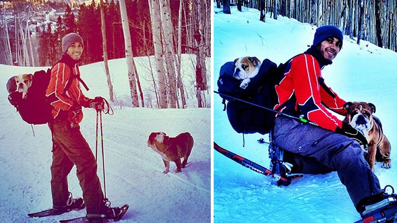 Lewis Hamilton Ski Trip Results In Dumbest Fake Controversy Ever