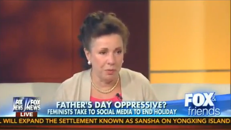 ​Princeton Mom Gloriously Loses Her Shit Over #EndFathersDay Hoax
