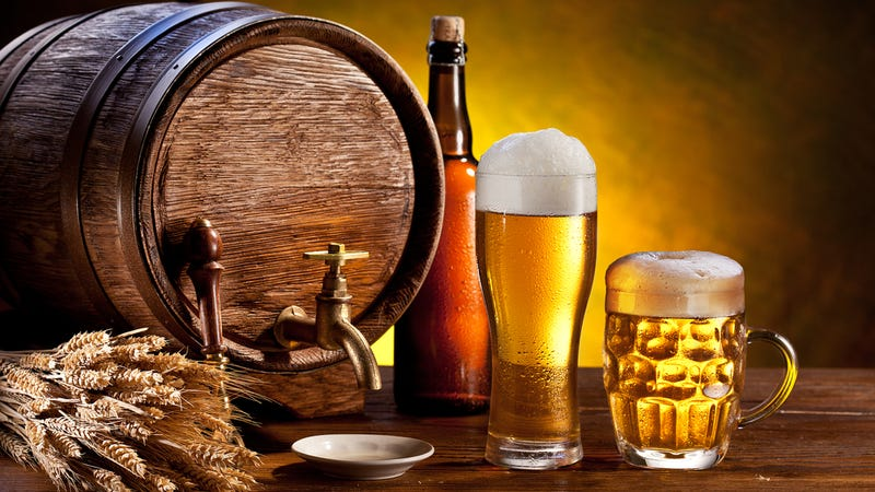How You Can Brew Beer In Your Own Digestive Tract