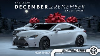 How Americans Got Tricked Into Giving Cars As Christmas Presents