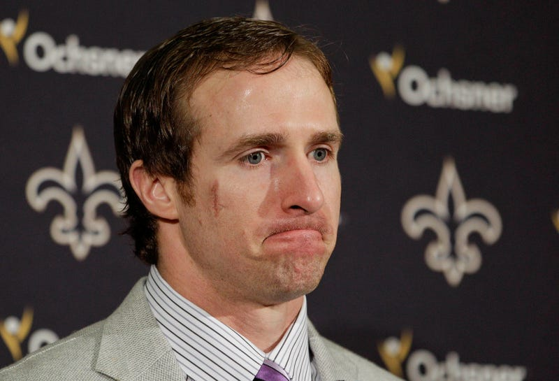 New York Jets To Drew Brees: Quit Your Damn Whining Already