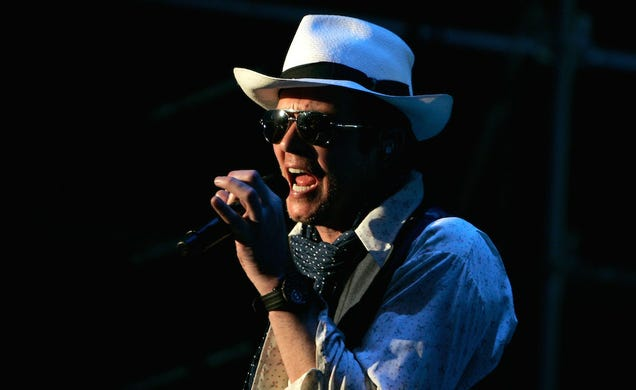 Scott Weiland Is Not in Jail, Says Scott Weiland (and Police)