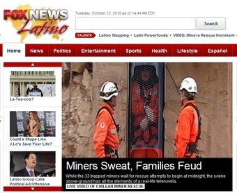 Fox News Targets Latinos Unaware that Fox News Hates Latinos