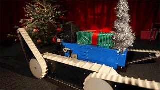 These Festive Bots Are Just As Excited About the Holidays As You Are
