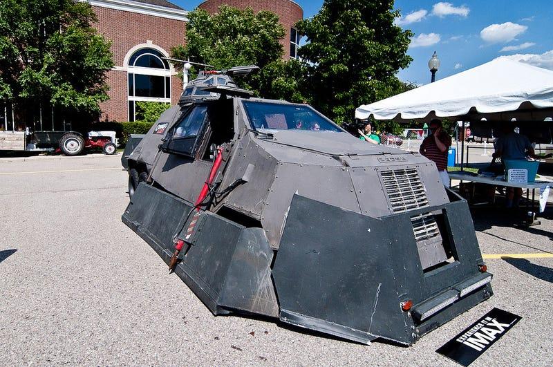 The Ten Weirdest One-Off Work Vehicles