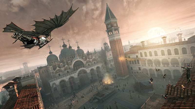 Frankenreview: Assassin's Creed II