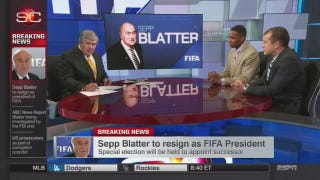 How Much Is FIFA Like <i>The Godfather</i>? ESPN And ABC Count The Ways
