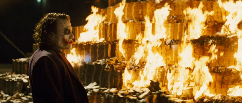 How to burn money -- and still spend it later