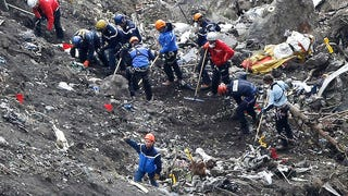 Reports: Germanwings Captain Tried to Smash Into Locked Cockpit With Ax
