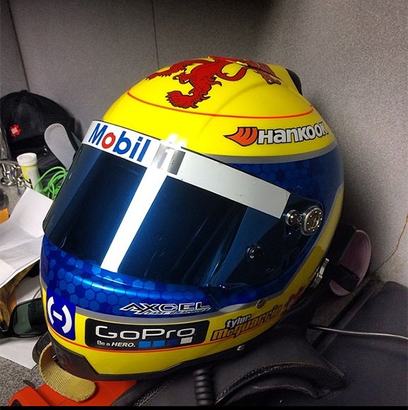 Help Formula DRIFT Driver Tyler McQuarrie Find His Stolen Gear