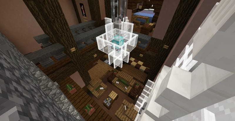 Minecrafters Built The Best-Looking Homes out of a Simple Block