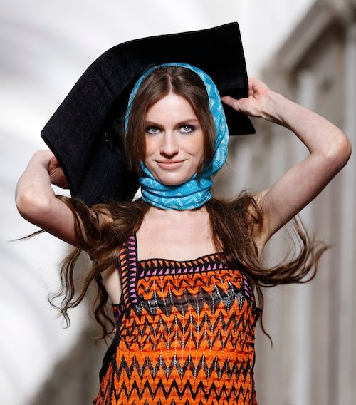 A Degree In Missoni Is Relatively Useless