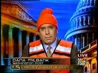 New to CNN Team: Three Republicans, One Dem, Milbank