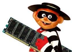 Data Encryption Easily Broken Using Keys Hiding In RAM