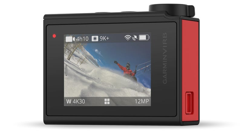 Garmin's 4K Action Cam Can Be Operated Hands-Free Using Voice Commands