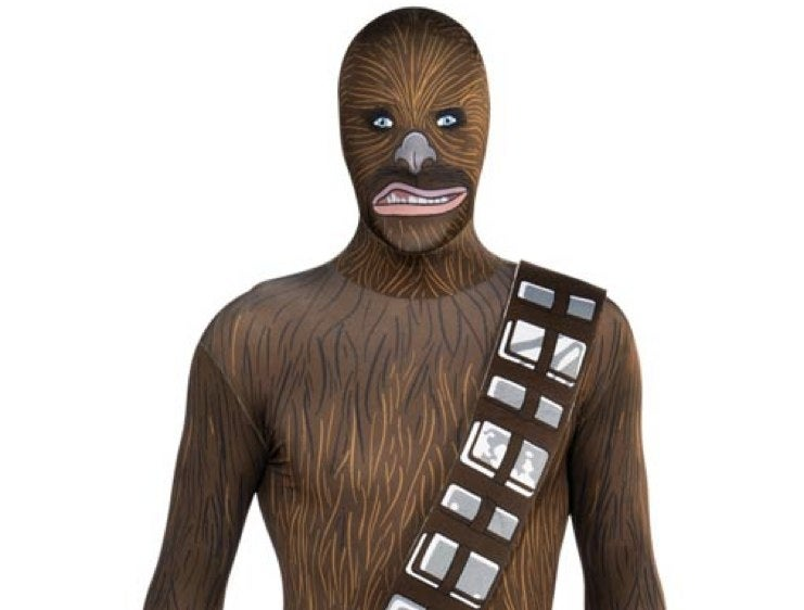And now the most horrifying Star Wars costume we've ever seen