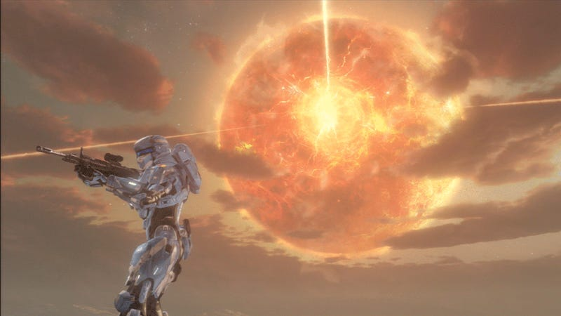 Gorgeous Games of 2012: Halo 4