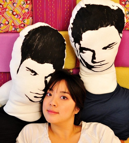 Bring The Horror Home With Life-size Twilight Body Pillows