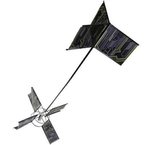 """Silverlit Kazoo Electric Indoor """"Kite"""" Completely Misses The Point"""