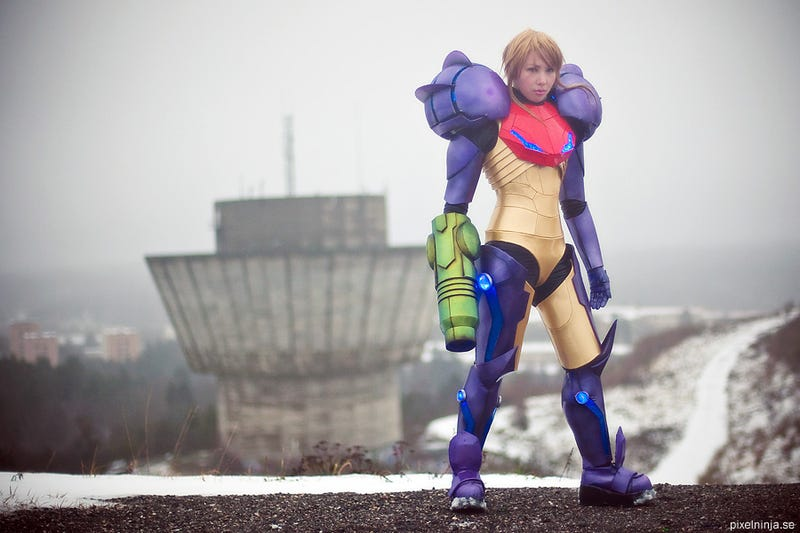 For A Moment, You Will Believe Samus Is Real