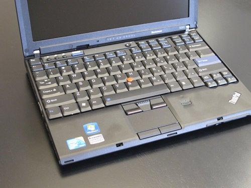 Lenovo ThinkPad X201 Gallery