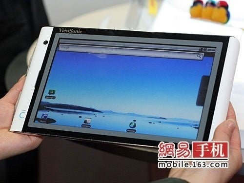 Viewsonic VTablet 101 Has Decent Specs and Terrible Timing