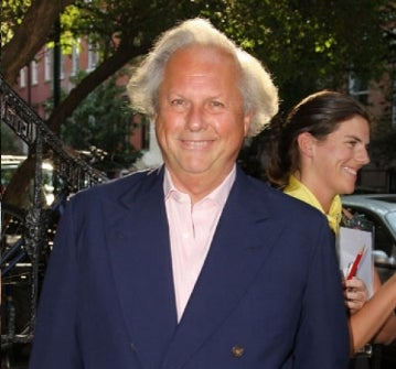 The Only Person Who Could Get Away With Forgetting Graydon Carter's Name