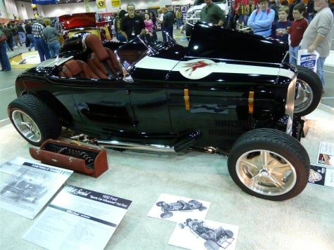 "1932 Ford ""Willet Special"" Has Suprise Powerplant"