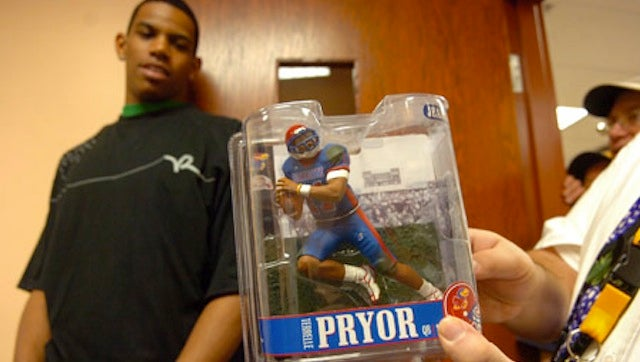 NFL Suspends Terrelle Pryor For Breaking The NCAA's Rules