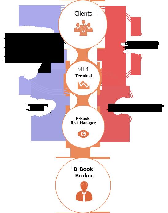 Forex broker business model