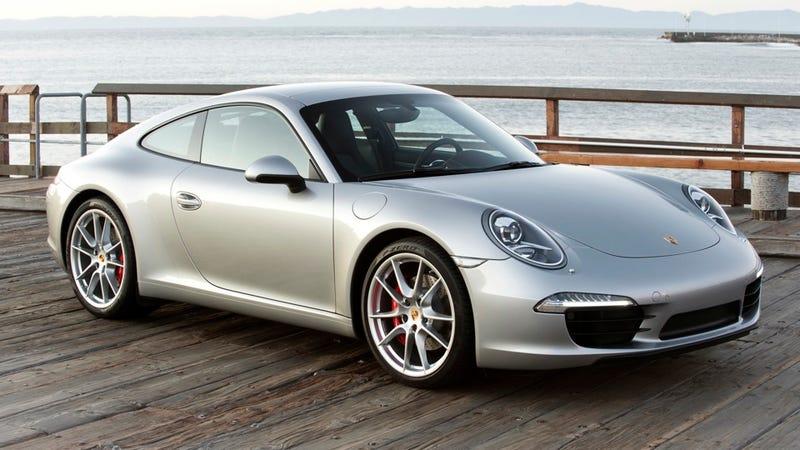 2012 Porsche 911: First Drive
