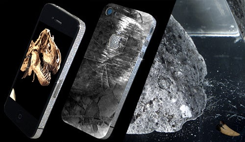 Roar: T-Rex's Tooth Used As Glossy Finish For Luxury iPhone 4