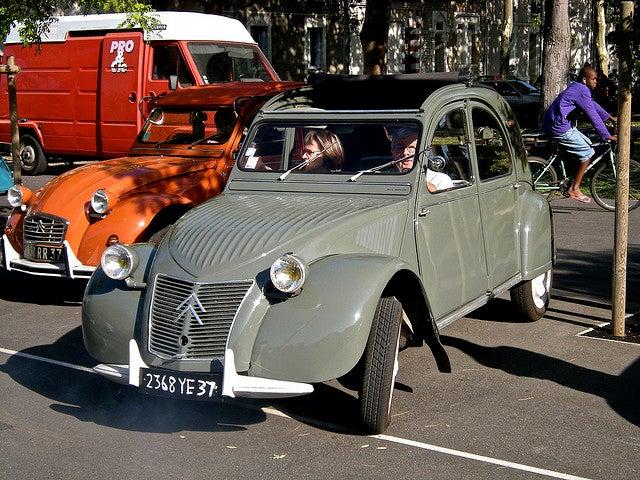 Help. I finally get Citroën's Ami 6 Berline.