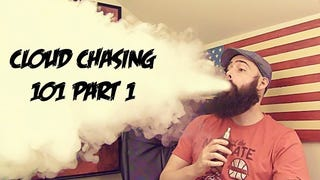 "Vaping Now Has a Competitive Sport Called ""Cloud Chasing"""