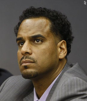 "Jayson Williams Hospitalized, ""Suicidal"""