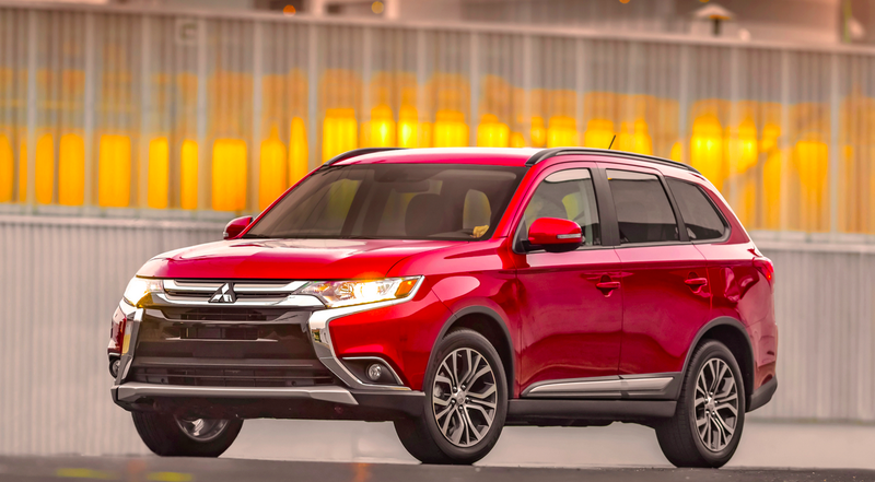 Want A Three-Row SUV That Isn't Enormous?