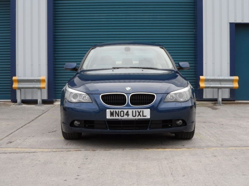 In Defense of the BMW E60